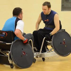 Woodbridge Wheeled Warriors