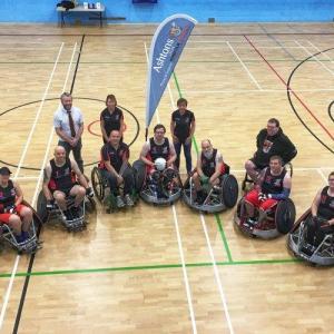 Norfolk Knights Wheelchair Rugby Club