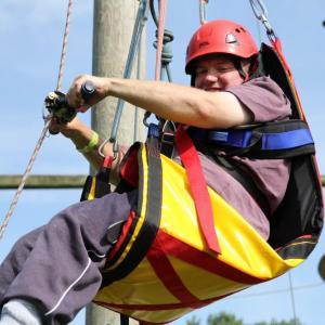 climbing activity