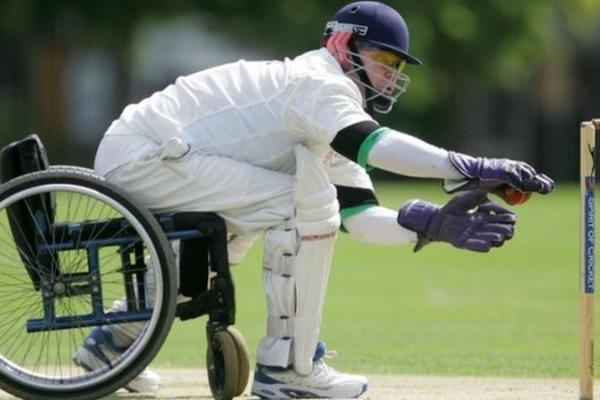 Shropshire Disabled Cricket Team