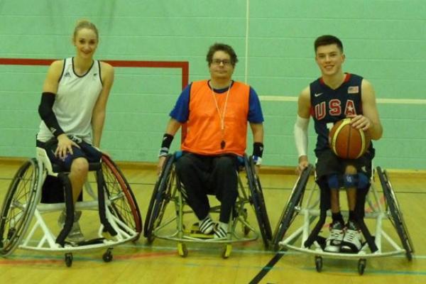 Green Canaries Wheelchair Basketball Club