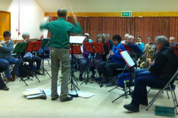 Colne Endeavour Band