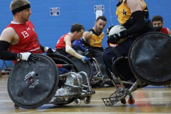 Canterbury Hellfire Wheelchair Rugby Club
