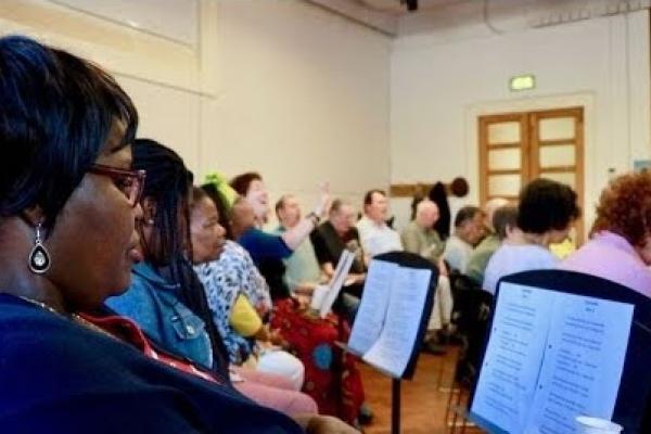 London Stroke Choir
