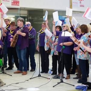 North West Community Stroke Choir