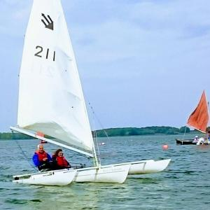 Grafham Water Sailability