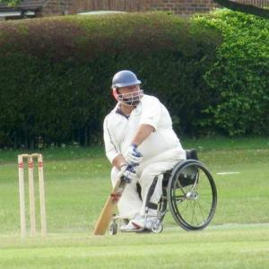 Hertfordshire Disabled Cricket Association