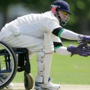 Shropshire Disabled Cricket Team