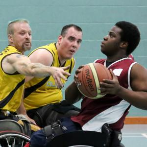 Aces Wheelchair Basketball Club