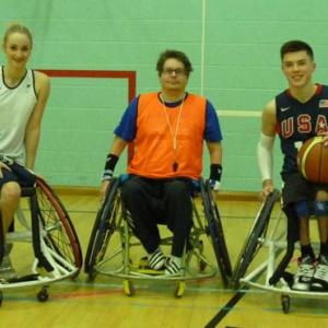 Green Canaries Wheelchair Basketball Club