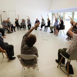 Dancing with Parkinson's - Colchester