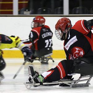 Peterborough Phantoms Para Ice Hockey