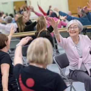 Dance for Parkinson - Oxford
