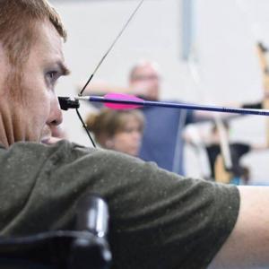 Boccia, Archery Rebound at Oxsrad