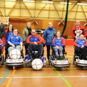 Ipswich Charioteers Wheelchair Football Club