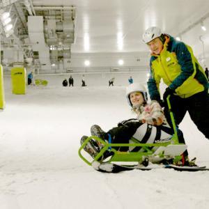 Snozone Disability Snowsports