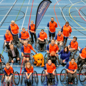 Bury Bombers Wheelchair Basketball Club