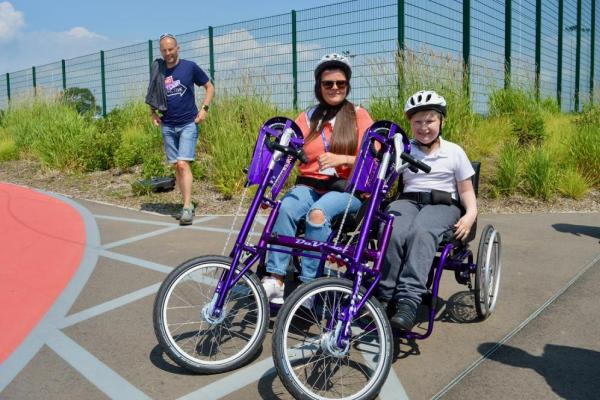 Wheels For All Adapted Cycling - Colchester