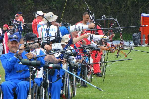 British Wheelchair Archery