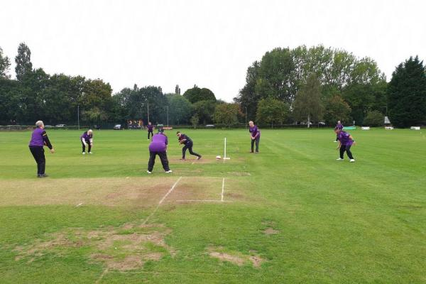 Cheshire Cobras Visually Impaired Cricket Club