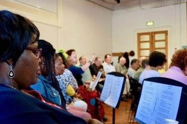 London Stroke Choir